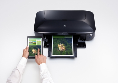 canon PIXMA-iX6850-tablet