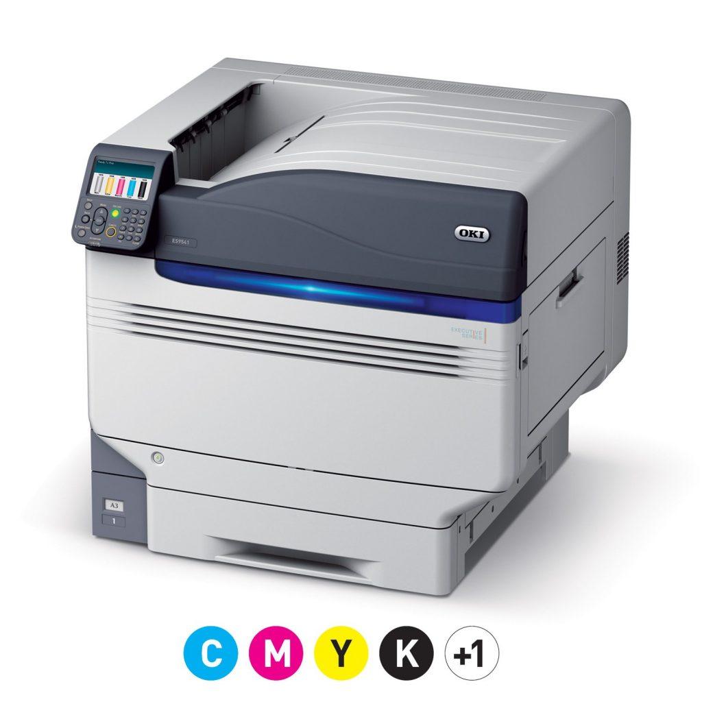 OKI - Petibarevna LED tiskarna OKI SE9541_2_web