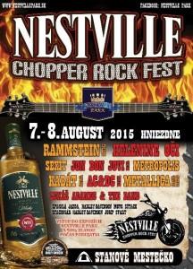 Nestville Chopper Rock Fest